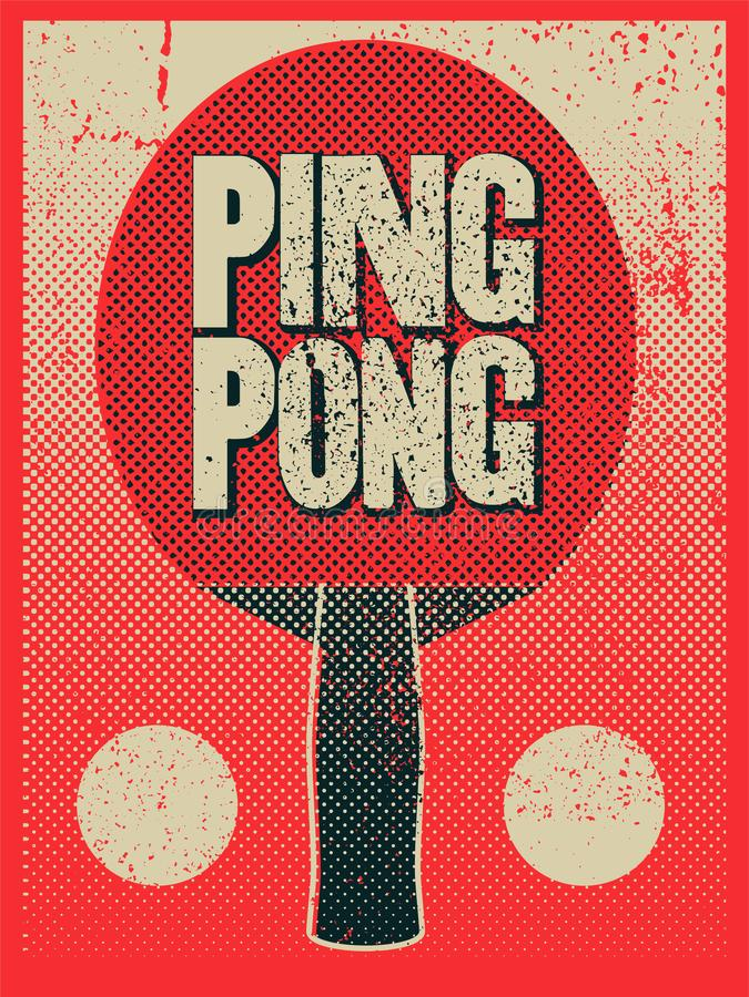 Τυπογραφική εκλεκτής ποιότητας αφίσα ύφους grunge αντισφαίρισης αναδρομικό διάνυσμα απεικόνισης ελεύθερη απεικόνιση δικαιώματος