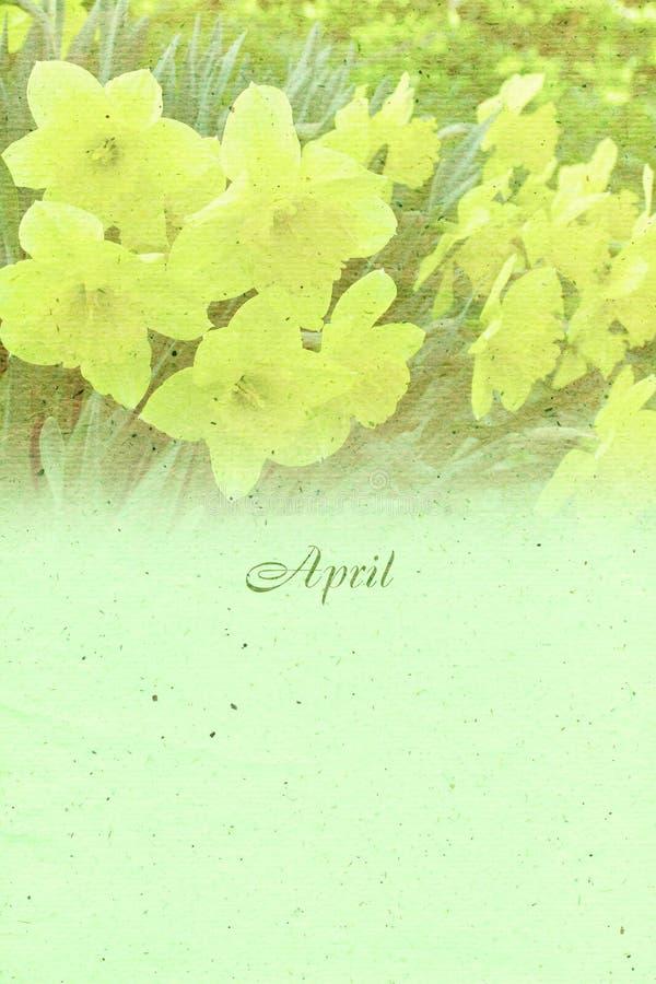 Τυποποιημένο εκλεκτής ποιότητας υπόβαθρο για τον ημερολογιακό μήνα apse απεικόνιση αποθεμάτων
