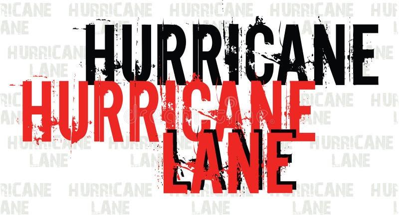 Τυπο λογότυπο ειδήσεων επιγραφών τυφώνα για το σχέδιο ή την απεικόνιση εμβλημάτων Λογότυπο ειδήσεων τυφώνα στο υπόβαθρο Λογότυπο  διανυσματική απεικόνιση