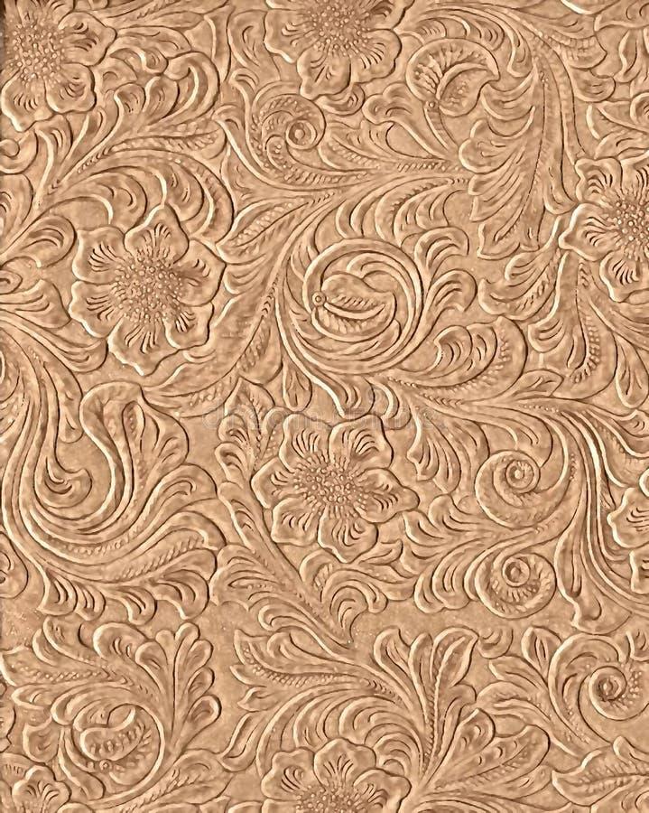 τυπωμένη ύλη δέρματος που &sigm διανυσματική απεικόνιση