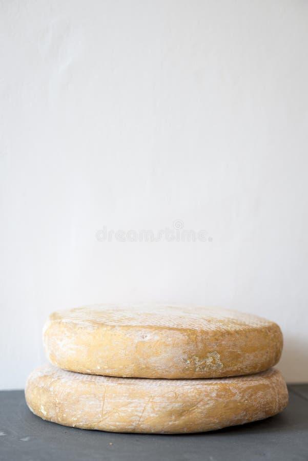 Τυρί Durrus στοκ εικόνες