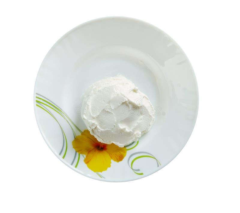 Τυρί Nabulsi στοκ εικόνα με δικαίωμα ελεύθερης χρήσης