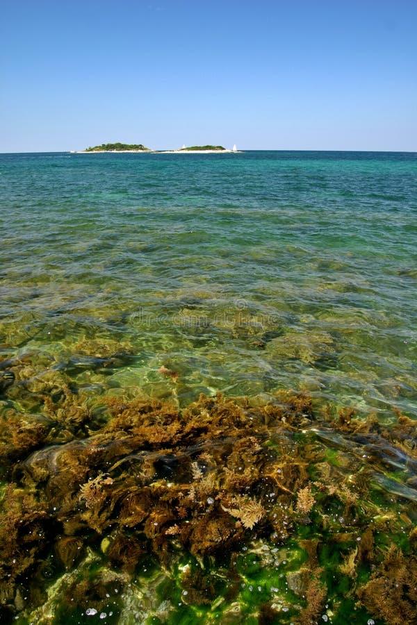 Download τυρκουάζ θάλασσας στοκ εικόνα. εικόνα από τέλειος, γαλήνιος - 1547441
