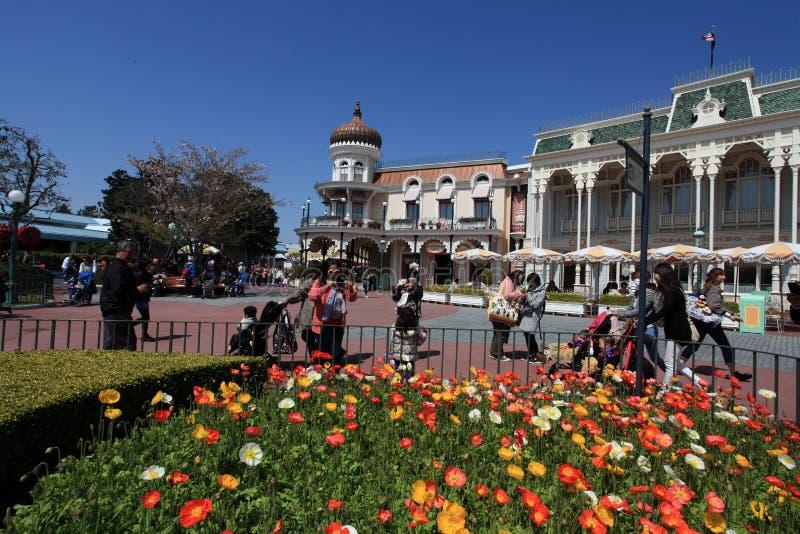 Τόκιο Disneyland, Ιαπωνία στοκ εικόνα
