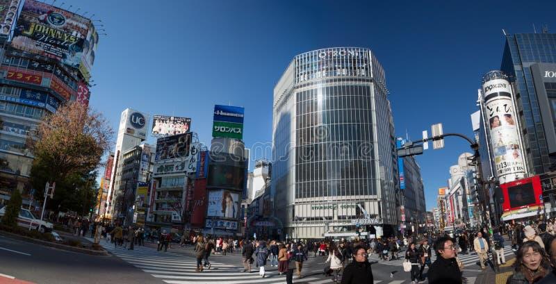 Τόκιο Shibuya στοκ φωτογραφία με δικαίωμα ελεύθερης χρήσης