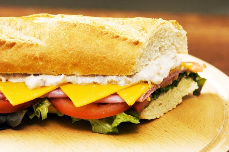 τόνος σάντουιτς στοκ φωτογραφία