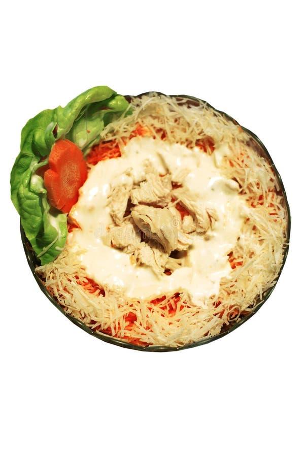 Download τόνος σαλάτας στοκ εικόνα. εικόνα από λαχανικά, πιάτο, εξυπηρετήστε - 399203