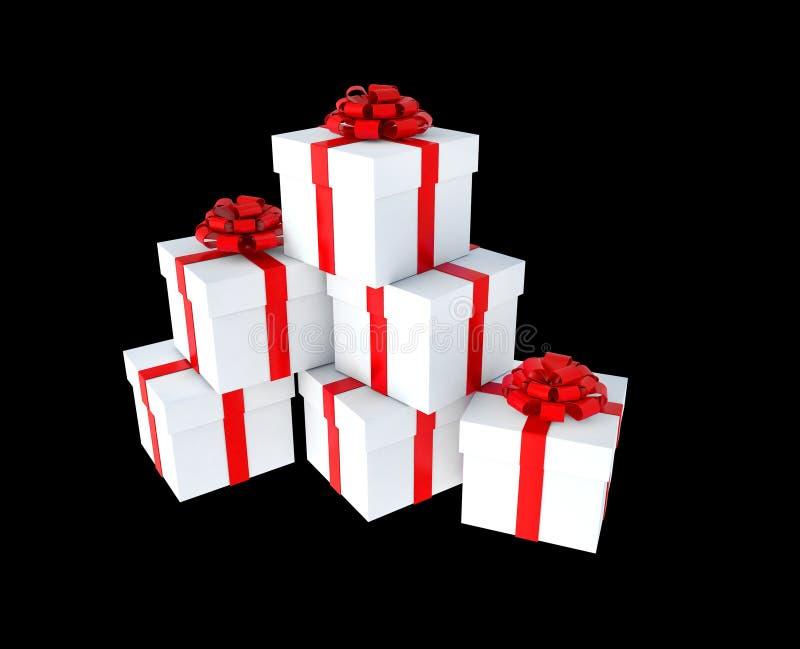 Τόξο δώρων διανυσματική απεικόνιση