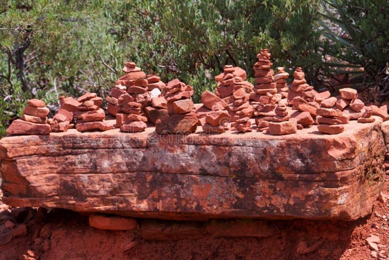 Τύμβοι ερήμων της Αριζόνα στοκ φωτογραφίες με δικαίωμα ελεύθερης χρήσης
