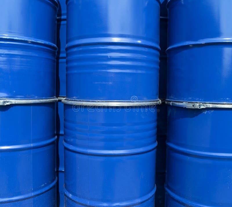 Τύμπανα πετρελαίου στοκ εικόνες με δικαίωμα ελεύθερης χρήσης
