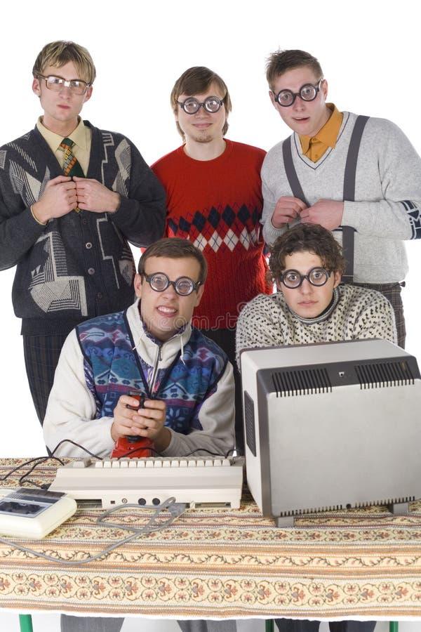 τύποι παράξενοι στοκ φωτογραφία με δικαίωμα ελεύθερης χρήσης