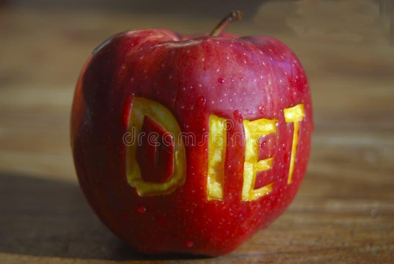 υγεία μήλων στοκ εικόνα με δικαίωμα ελεύθερης χρήσης