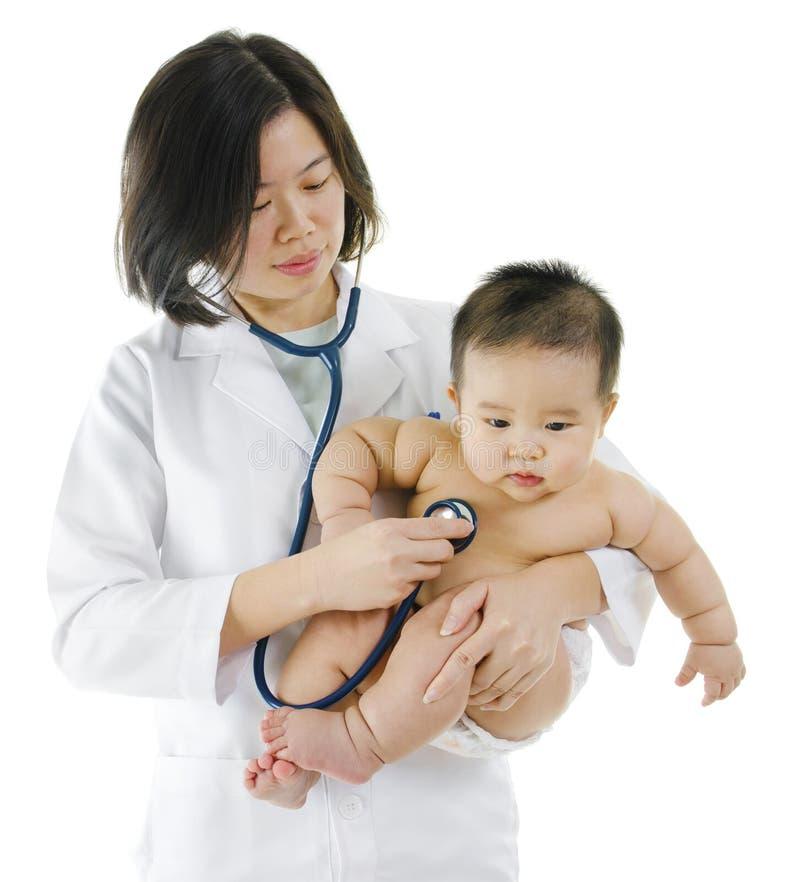 υγεία μωρών στοκ εικόνες