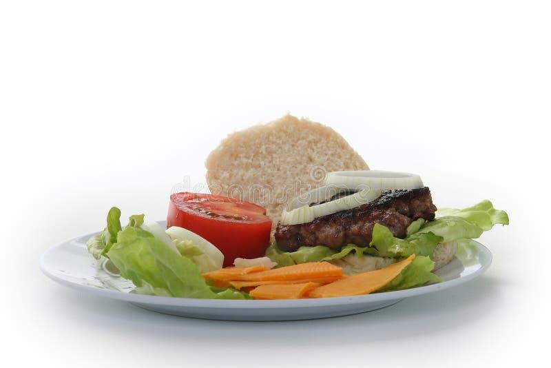 Download υγιές γεύμα στοκ εικόνα. εικόνα από σιτηρέσιο, ανθυγειινός - 1528051