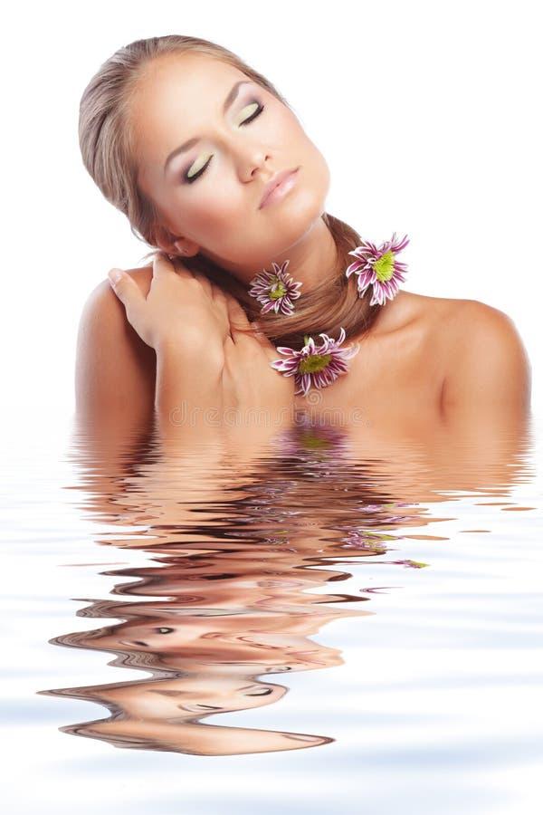 υγιές δέρμα τριχώματος στοκ εικόνες με δικαίωμα ελεύθερης χρήσης