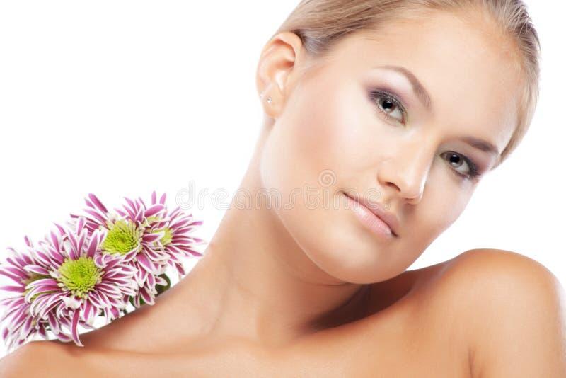 υγιές δέρμα στοκ εικόνα