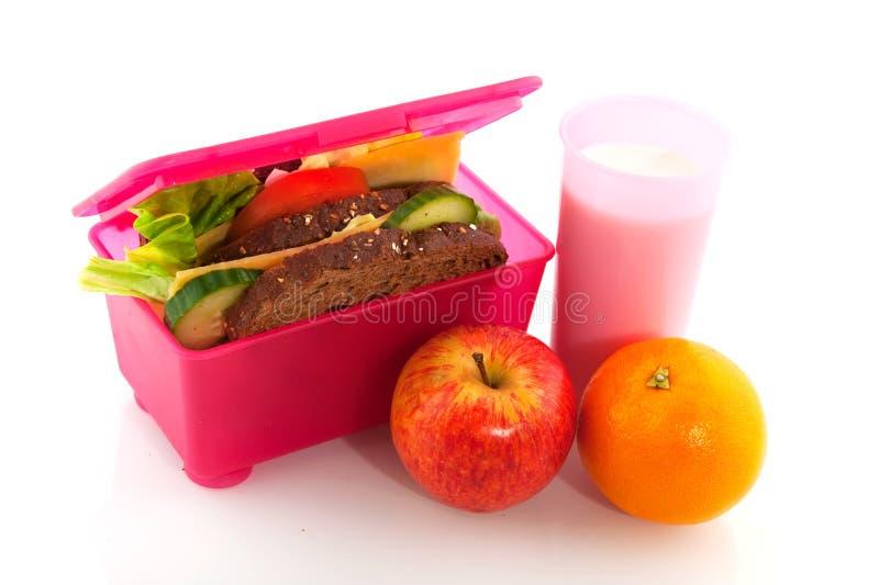υγιές ροζ μεσημεριανού &gamma στοκ φωτογραφία με δικαίωμα ελεύθερης χρήσης