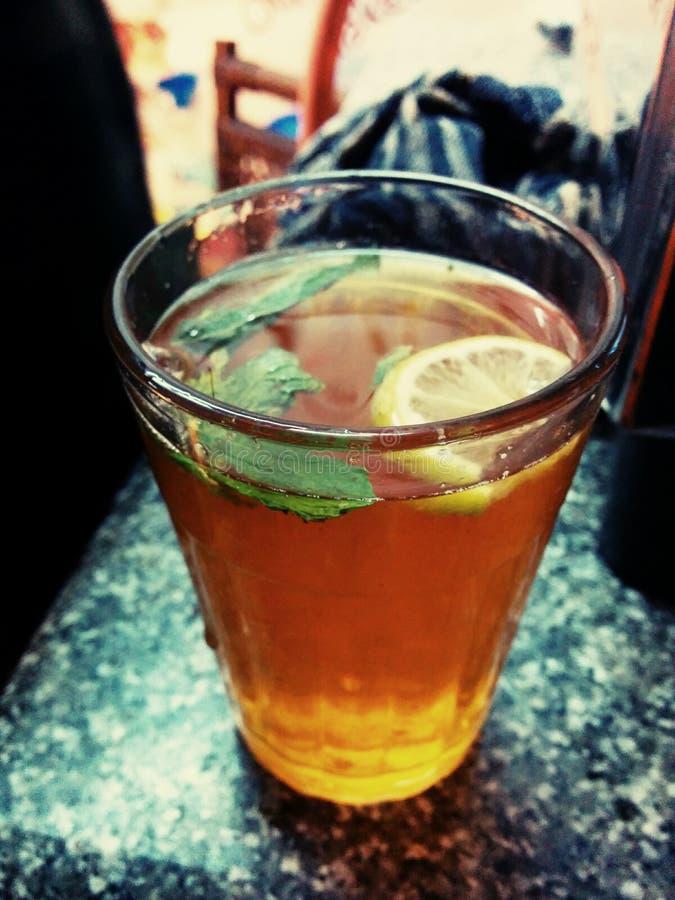 υγιές τσάι στοκ φωτογραφία