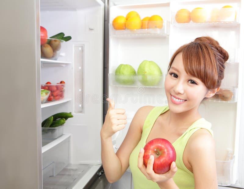 Υγιής έννοια κατανάλωσης στοκ φωτογραφία με δικαίωμα ελεύθερης χρήσης