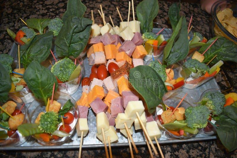 Υγιής δίσκος τροφίμων στοκ φωτογραφίες με δικαίωμα ελεύθερης χρήσης