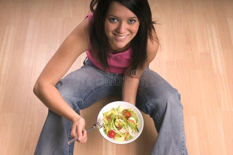 Download Υγιής κατανάλωση στοκ εικόνα. εικόνα από αγγούρι, σιτηρέσιο - 1530221