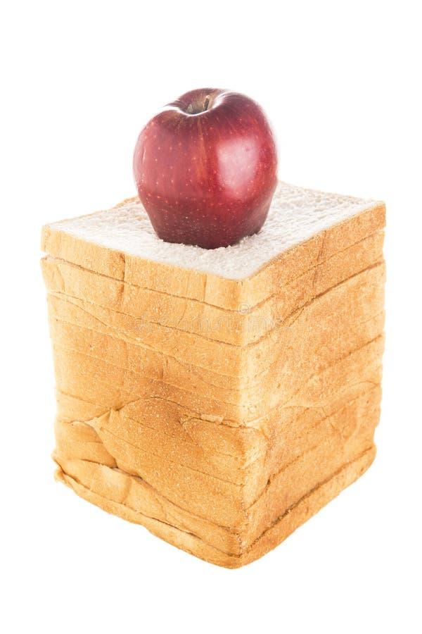 υγιής στοίβα ψωμιού στοκ φωτογραφία με δικαίωμα ελεύθερης χρήσης