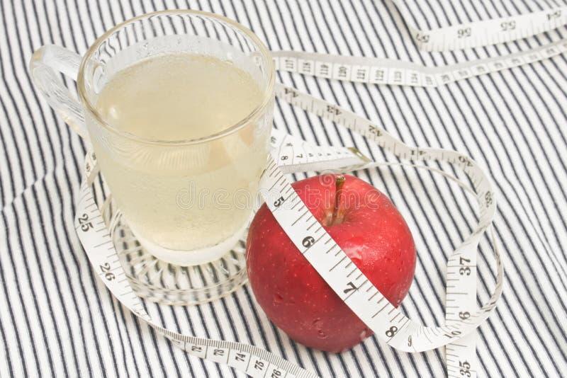 Υγιή ποτά. στοκ εικόνες