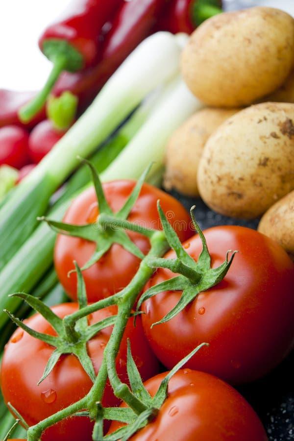 υγιή πρόχειρα φαγητά στοκ φωτογραφία με δικαίωμα ελεύθερης χρήσης