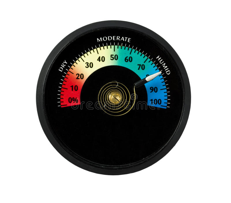 υγρόμετρο στοκ φωτογραφία με δικαίωμα ελεύθερης χρήσης