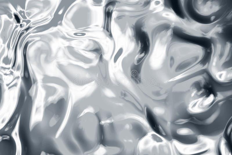 υγρό ασήμι στοκ φωτογραφία με δικαίωμα ελεύθερης χρήσης