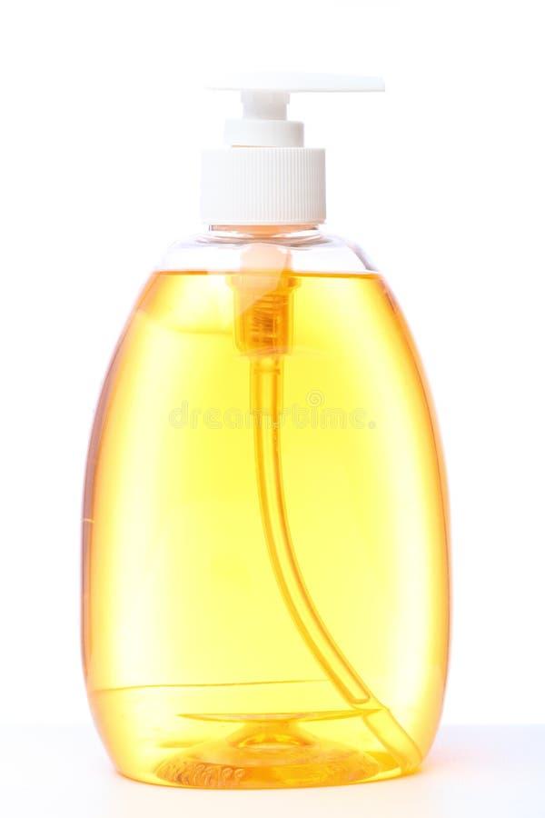 υγρό σαπούνι μπουκαλιών στοκ φωτογραφία με δικαίωμα ελεύθερης χρήσης