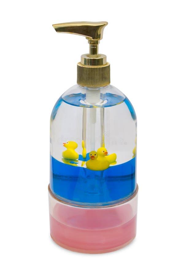 Download υγρό σαπούνι μπουκαλιών στοκ εικόνες. εικόνα από προσοχή - 2227302