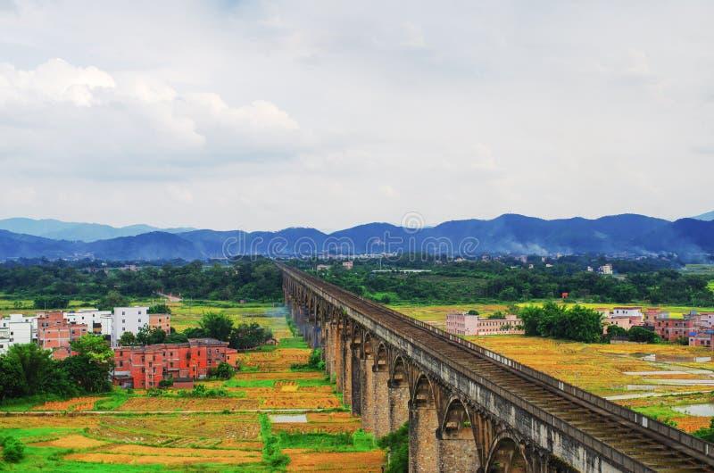 Υδραγωγείο κλίσεων Changgang στοκ φωτογραφίες με δικαίωμα ελεύθερης χρήσης