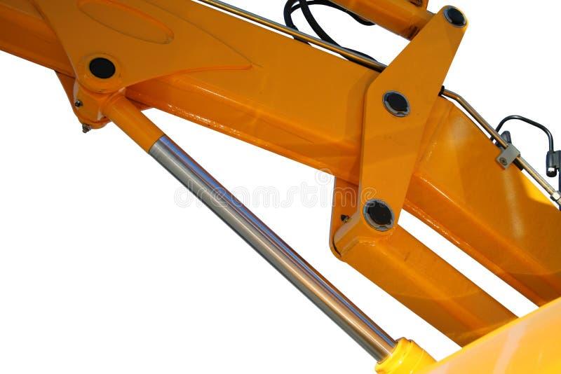 Download υδραυλικό τρακτέρ στοιχ&e στοκ εικόνα. εικόνα από μηχανή - 1548403