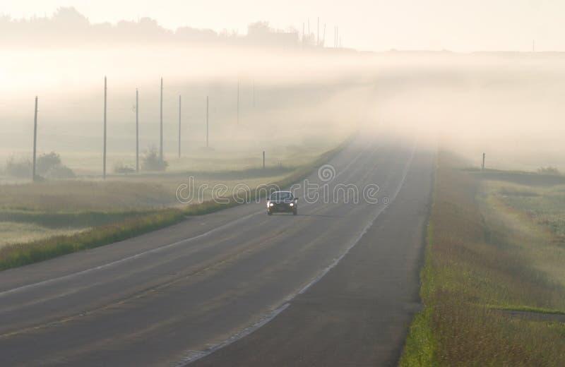 υδρονέφωση οδήγησης αυ&tau στοκ εικόνες με δικαίωμα ελεύθερης χρήσης
