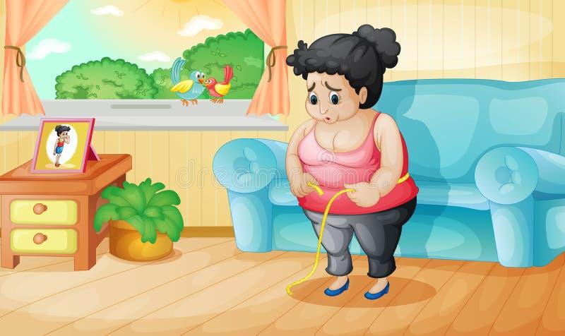 υπέρβαρος απεικόνιση αποθεμάτων