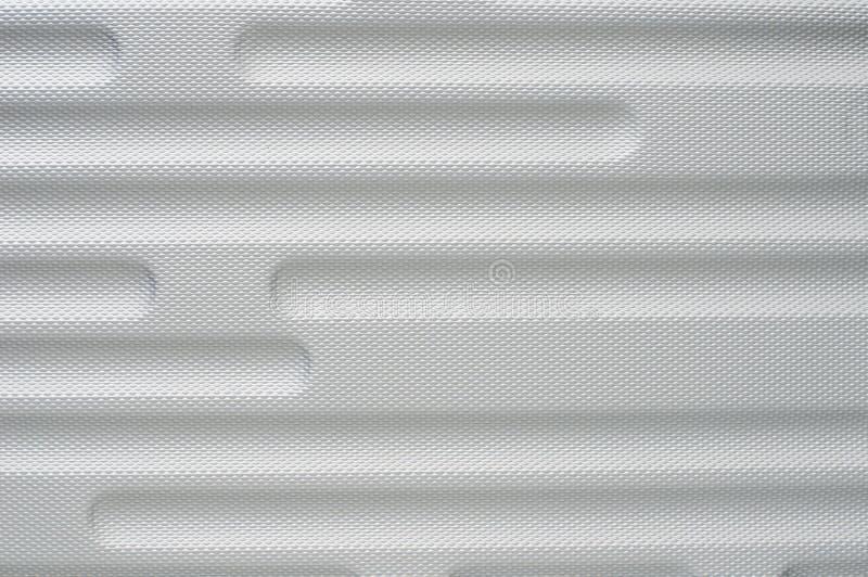 Υπέροχα διαμορφωμένο πλαστικό γκρίζο χρώμα ταπετσαριών στοκ εικόνες