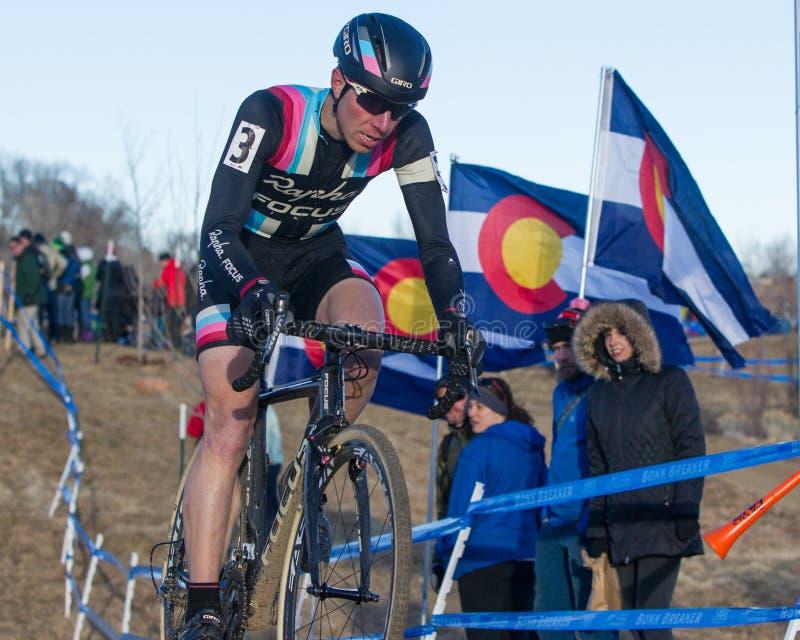 2014 υπήκοοι USAC Cyclocross στοκ εικόνα