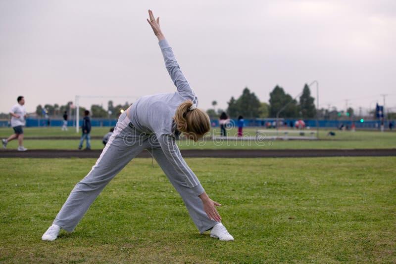 υπαίθριο workout στοκ φωτογραφίες με δικαίωμα ελεύθερης χρήσης