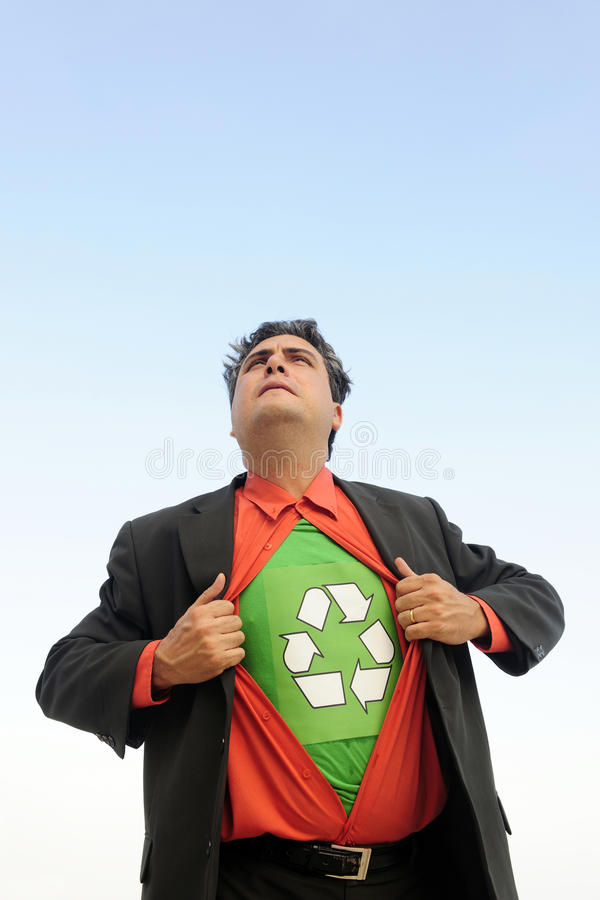 υπερήφανη ανακύκλωσης αν στοκ φωτογραφία με δικαίωμα ελεύθερης χρήσης