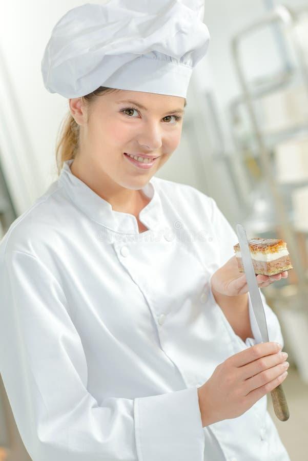 Υπερήφανη ζύμη ζαχαροπλαστών στοκ εικόνες με δικαίωμα ελεύθερης χρήσης
