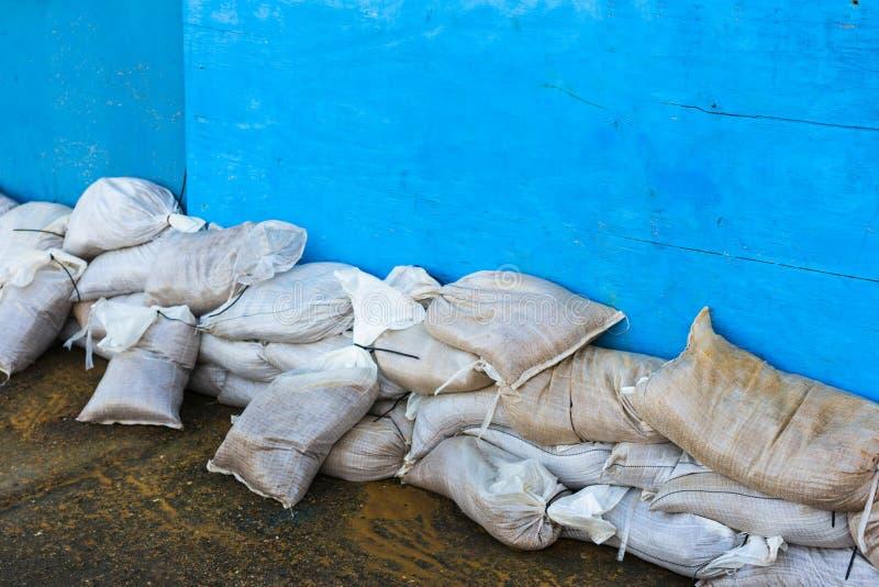 Υπερασπίσεις πλημμυρών στοκ φωτογραφίες