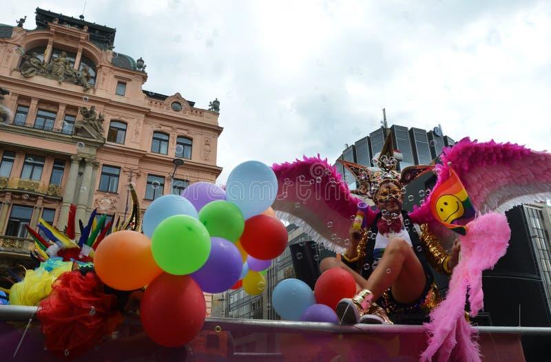Υπερηφάνεια της Πράγας στοκ εικόνα