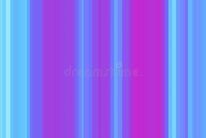 Υπεριώδης πασχαλιά λωρίδων υποβάθρου κλίση απεικόνιση αποθεμάτων