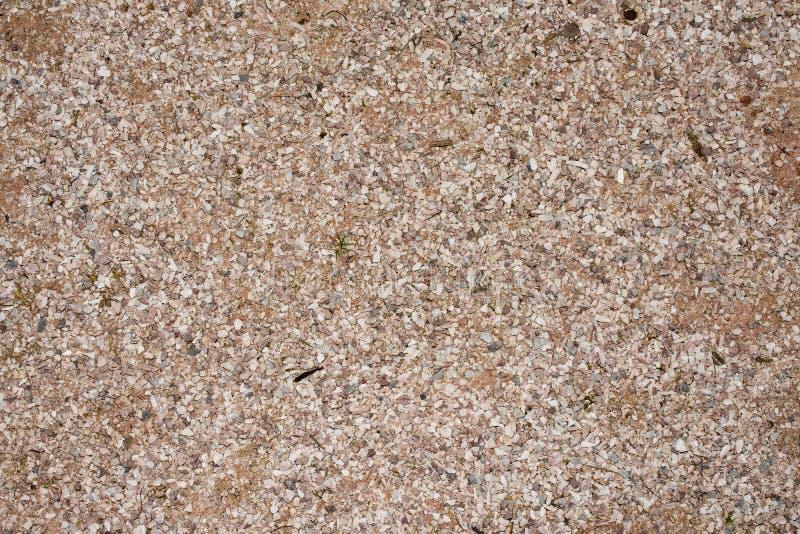 Υπερυψωμένη άποψη του κόκκινου αμμοχάλικου 5 στοκ φωτογραφίες με δικαίωμα ελεύθερης χρήσης