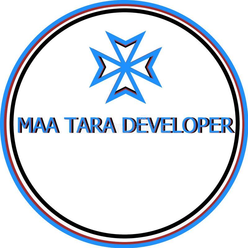 Υπεύθυνος για την ανάπτυξη Tara Maa ελεύθερη απεικόνιση δικαιώματος