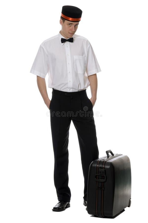 υπηρεσία ξενοδοχείων στοκ εικόνα