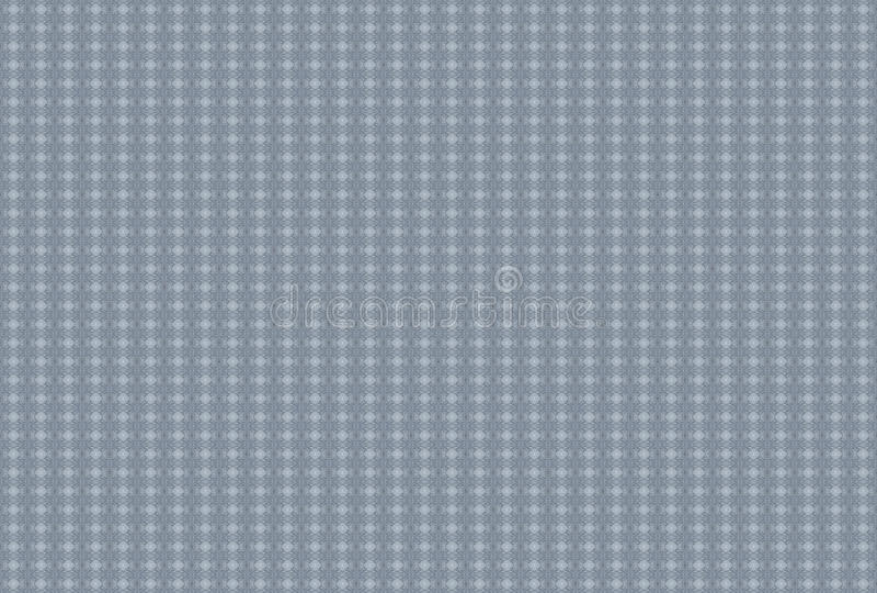 Υποβάθρου μικρό γκρίζο oval κυττάρων μωσαϊκών μικρό που διπλώνεται σε έναν τετραγωνικό που διπλώνεται διανυσματική απεικόνιση