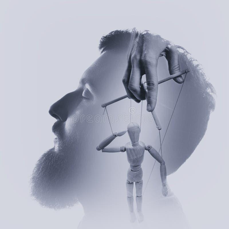 Υποβολή του μυαλού στοκ φωτογραφία με δικαίωμα ελεύθερης χρήσης