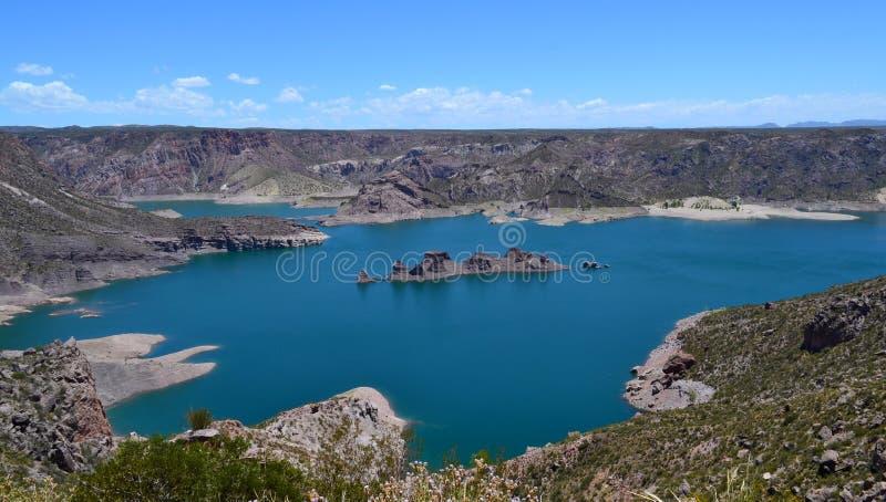 Υποβρύχιο λιμνών Atuhel στοκ εικόνες